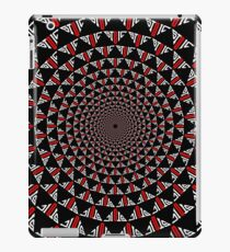 Stoic Flower - Red White iPad Case/Skin