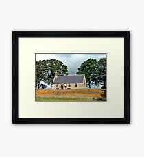 Lyne Kirk Framed Print