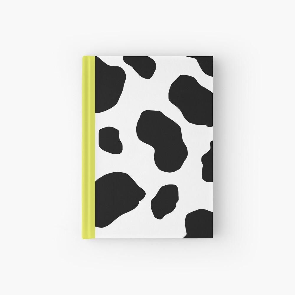 Cow Print Cuaderno de tapa dura