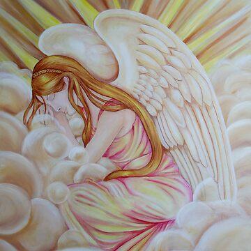 Sleeping Angel  by dreamlyn
