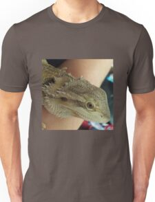 Bearded dragon Unisex T-Shirt
