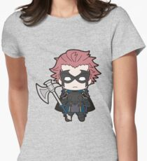 Gerome Chibi Women's Fitted T-Shirt