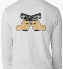 gun 2 Long Sleeve T-Shirt