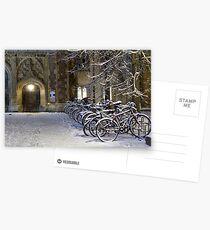 Bikes at Trinity Postcards