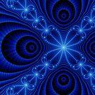 My blue heaven by inkedsandra
