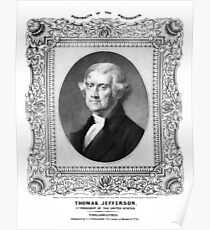 Thomas Jefferson Poster