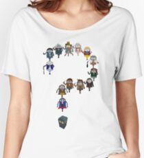 Who's Who are You? Women's Relaxed Fit T-Shirt