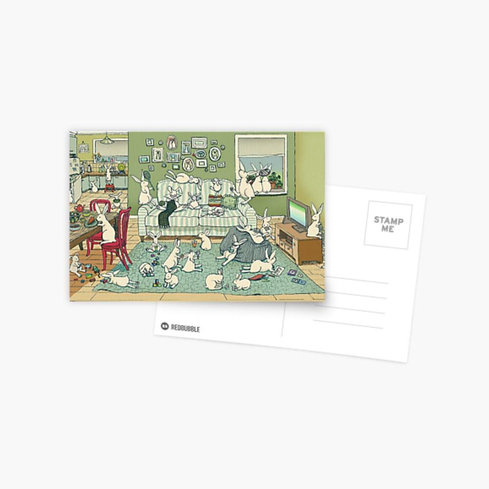 family Postcard