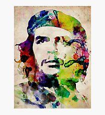 Che Guevara Urban Art Photographic Print
