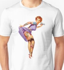 Redhead Pin-up T-Shirt