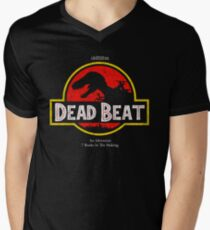 Jurassic Dresden Men's V-Neck T-Shirt