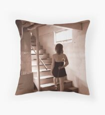 Unrequited Throw Pillow