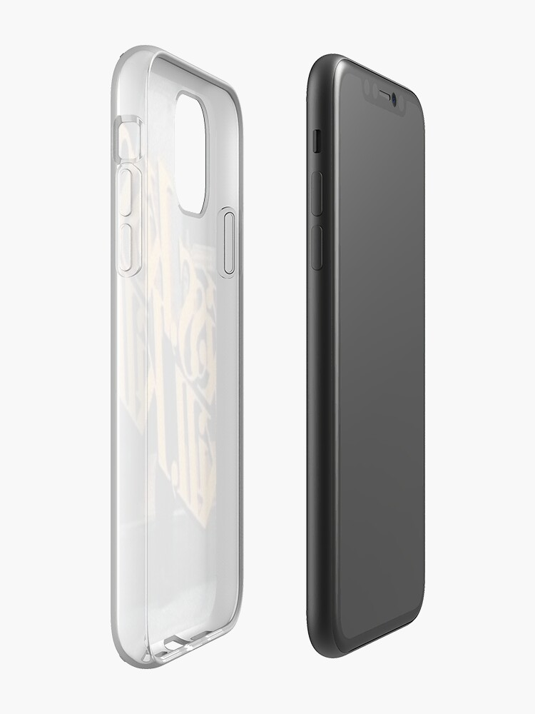Coque iPhone « kiss kill », par oliviaroseco