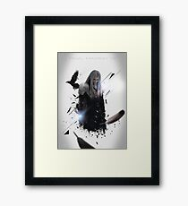 Final Fantasy VII - Sephiroth Framed Print
