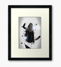 Final Fantasy VII - Sephiroth Framed Print