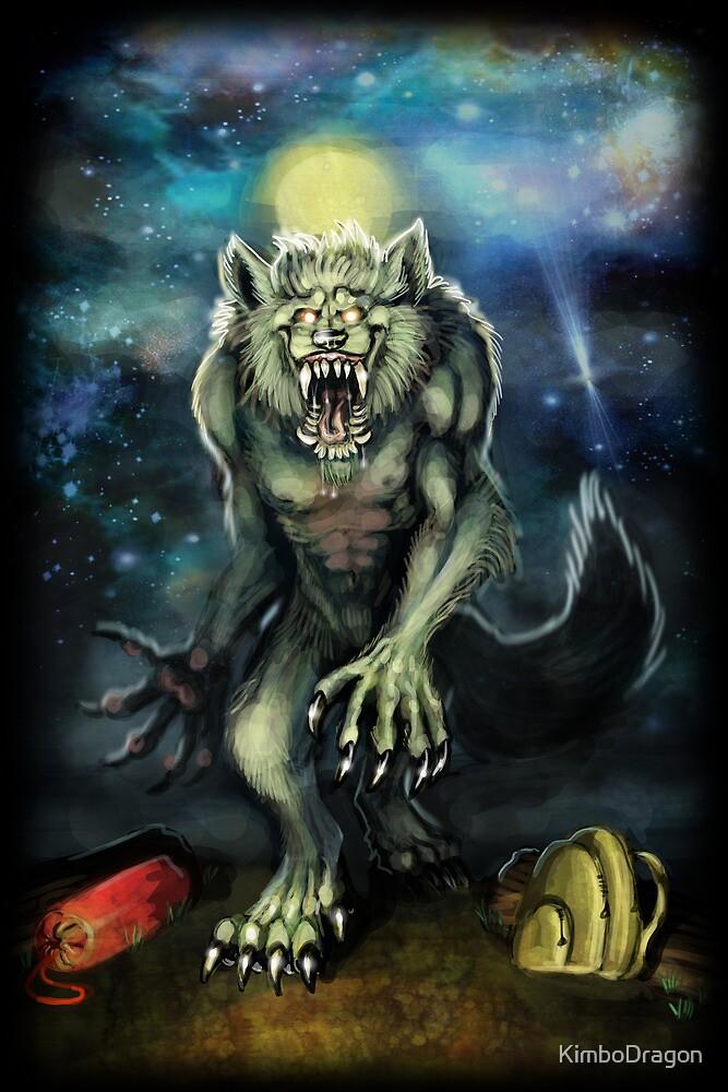 Werewolf-Moon Camp by KimboDragon