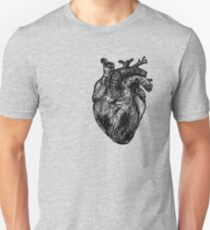 My Black Heart Unisex T-Shirt