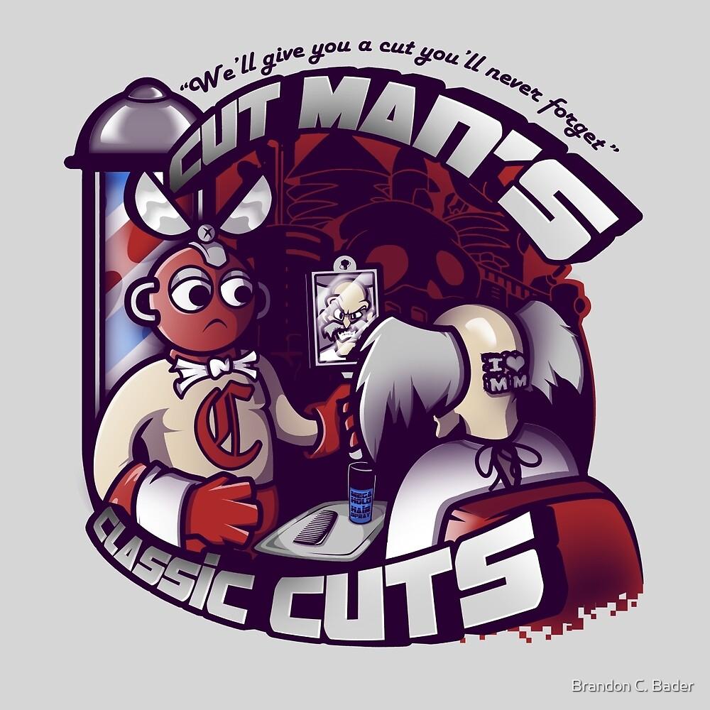 Cut Man's Classic Cuts by Brandon C. Bader