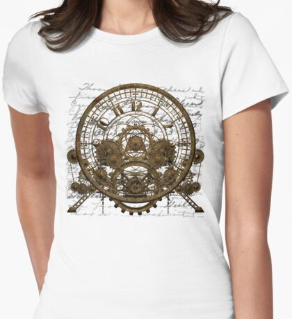 Vintage Steampunk Time Machine #1A T-Shirt