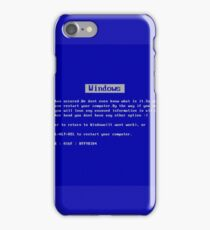 BSOD iPhone Case/Skin