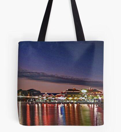 Mandurah Ocean Marina - Western Australia  Tote Bag