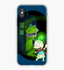 Doctor Pickles iPhone Case