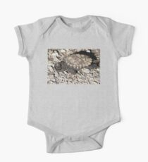 Baby snapping turtle One Piece - Short Sleeve