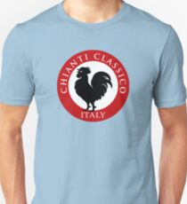 Black Rooster Italy Chianti Classico  Unisex T-Shirt