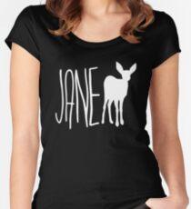 Max Caulfield shirt - Jane Doe Women's Fitted Scoop T-Shirt