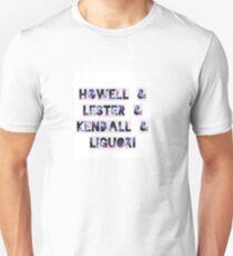 Dan, phil, Chris and pj  Unisex T-Shirt