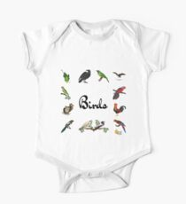 Birds Kids Clothes