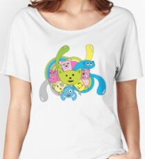 Cute monsters Women's Relaxed Fit T-Shirt
