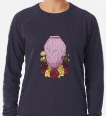 Powder Pink Coffin Lightweight Sweatshirt
