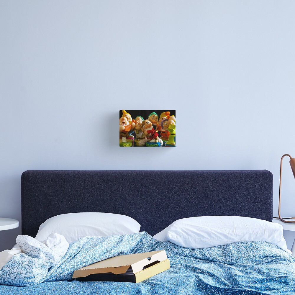 CONTEST: Write Your Own Title For This Quirky Image Canvas Print