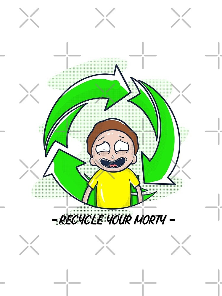 Recycle your Morty by LilStark
