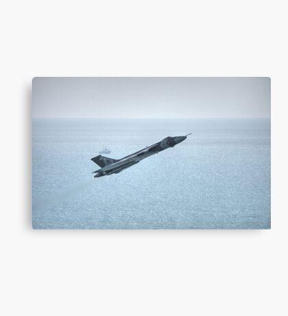 Vulcan over the Sea Canvas Print