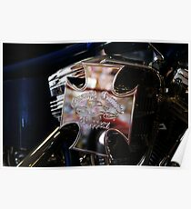 OCC Carburettor (Mikey's Bike) Poster