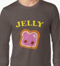 Couple - (Peanut Butter &) Jelly Long Sleeve T-Shirt