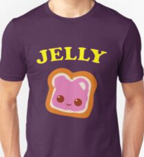 Couple - (Peanut Butter &) Jelly Unisex T-Shirt