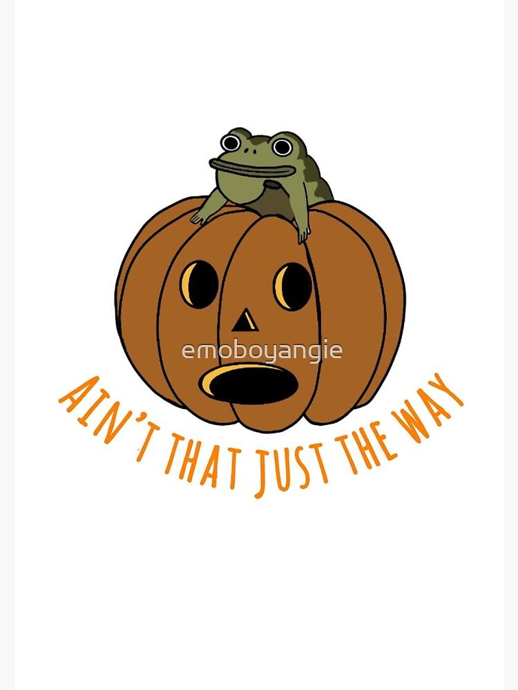 Jason thunderburker and potsfield pumpkin by emoboyangie