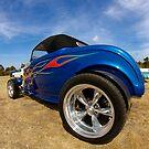 Blue Ford by Akif  Kaynak