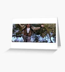 Ferris Bueller Greeting Card