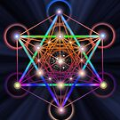 Sacred Geometry 5 by Endre