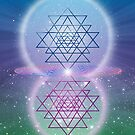 Sacred Geometry 7 by Endre