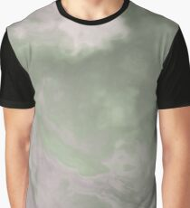 Edgy Fluid Graphic T-Shirt