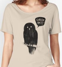 Shadow Am I? Women's Relaxed Fit T-Shirt