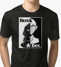 Brock and Doc Tri-blend T-Shirt