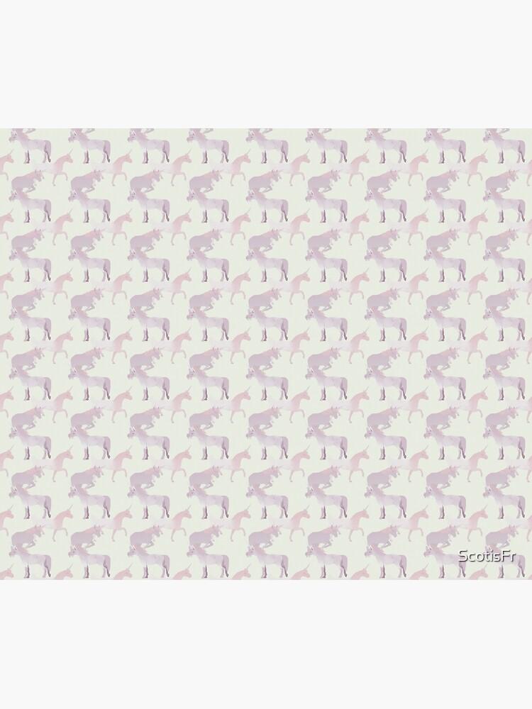 «Motif de licorne [Cheval]» par ScotisFr