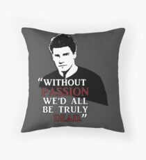 ANGEL: Passion Throw Pillow