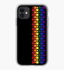 Pride Squares Vertical iPhone Case